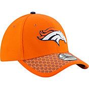 New Era Men's Denver Broncos Sideline 2017 On-Field 39Thirty Stretch Fit Hat
