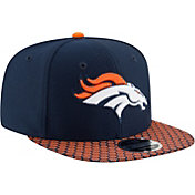 New Era Men's Denver Broncos Sideline 2017 On-Field 9Fifty Snapback Adjustable Hat