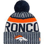 New Era Men's Denver Broncos Sideline 2017 Team Alt Sport Knit