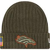 New Era Men's Denver Broncos Salute to Service 2017 Knit Hat