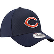 New Era Men's Chicago Bears Color Rush 2017 On-Field 39Thirty Stretch Fit Hat