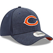 New Era Men's Chicago Bears Shadow 39Thirty Stretch Fit Hat
