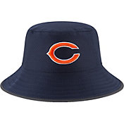 New Era Men's Chicago Bears 2017 Training Camp Navy Bucket Hat