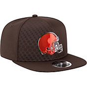 New Era Men's Cleveland Browns Color Rush 2017 On-Field 9Fifty Snapback Adjustable Hat