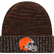 New Era Men's Cleveland Browns Color Rush 2017 On-Field Knit Hat