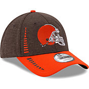 New Era Men's Cleveland Browns Speed Tech 9Forty Adjustable Hat