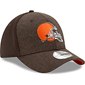 New Era Men's Cleveland Browns Shadow 39Thirty Stretch Fit Hat