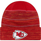 New Era Men's Kansas City Chiefs Sideline 2017 On-Field TD Knit Hat
