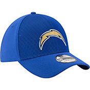 New Era Men's Los Angeles Chargers Color Rush 2017 On-Field 39Thirty Stretch Fit Hat
