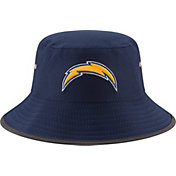 New Era Men's Los Angeles Chargers 2017 Training Camp Navy Bucket Hat