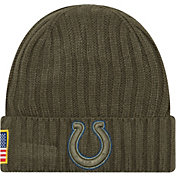 New Era Men's Indianapolis Colts Salute to Service 2017 Knit Hat