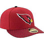 New Era Men's Arizona Cardinals Sideline 2017 On-Field 59Fifty Fitted Hat