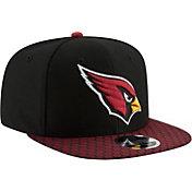 New Era Men's Arizona Cardinals Sideline 2017 On-Field 9Fifty Snapback Adjustable Hat