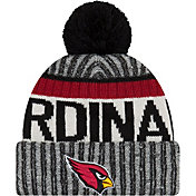 New Era Men's Arizona Cardinals Sideline 2017 Team Alt Sport Knit