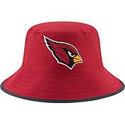 New Era Men's Arizona Cardinals 2017 Training Camp Red Bucket Hat