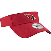 New Era Men's Arizona Cardinals 2017 Training Camp Red Adjustable Visor
