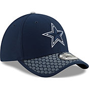 New Era Men's Dallas Cowboys Sideline 2017 On-Field 39Thirty Flex Hat
