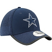 New Era Men's Dallas Cowboys 2017 Training Camp 39Thirty Navy Flex Hat