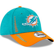 New Era Men's Miami Dolphins Speed Tech 9Forty Adjustable Hat