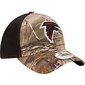 New Era Men's Atlanta Falcons Real Tree Neo 39Thirty Camouflage Flex Hat