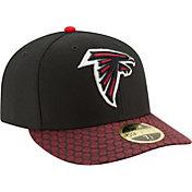 New Era Men's Atlanta Falcons Sideline 2017 On-Field 59Fifty Fitted Hat