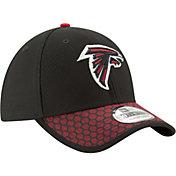 New Era Men's Atlanta Falcons Sideline 2017 On-Field 39Thirty Flex Hat