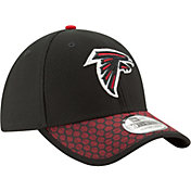 New Era Men's Atlanta Falcons Sideline 2017 On-Field 39Thirty Stretch Fit Hat