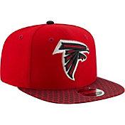 New Era Men's Atlanta Falcons Sideline 2017 On-Field 9Fifty Snapback Adjustable Hat