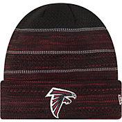 New Era Men's Atlanta Falcons Sideline 2017 On-Field TD Knit Hat