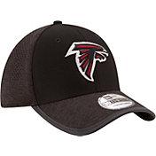 New Era Men's Atlanta Falcons 2017 Training Camp 39Thirty Black Flex Hat