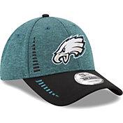 New Era Men's Philadelphia Eagles Speed Tech 9Forty Adjustable Hat