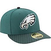 New Era Men's Philadelphia Eagles Sideline 2017 On-Field 59Fifty Fitted Hat
