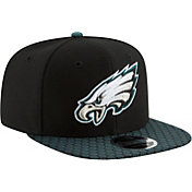 New Era Men's Philadelphia Eagles Sideline 2017 On-Field 9Fifty Snapback Adjustable Hat