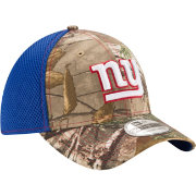 New Era Men's New York Giants Real Tree Neo 39Thirty Camouflage Stretch Fit Hat