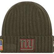 New Era Men's New York Giants Salute to Service 2017 Knit Hat
