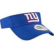 New Era Men's New York Giants 2017 Training Camp Blue Adjustable Visor