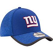 New Era Men's New York Giants 2017 Training Camp 39Thirty Blue Flex Hat