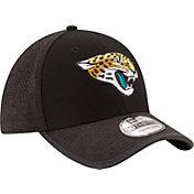 New Era Men's Jacksonville Jaguars 2017 Training Camp 39Thirty Black Flex Hat