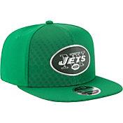 New Era Men's New York Jets Color Rush 2017 On-Field 9Fifty Snapback Adjustable Hat