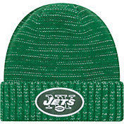New Era Men's New York Jets Color Rush 2017 On-Field Knit Hat