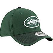 New Era Men's New York Jets Sideline 2017 On-Field 39Thirty Stretch Fit Hat