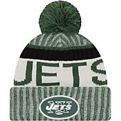 New Era Men's New York Jets Sideline 2017 Sport Knit
