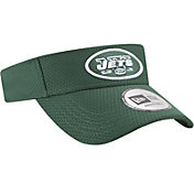 New Era Men's New York Jets 2017 Training Camp Green Adjustable Visor