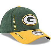 New Era Men's Green Bay Packers Speed Tech 9Forty Adjustable Hat