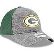 New Era Men's Green Bay Packers Shadow Turn 9Forty Adjustable Hat