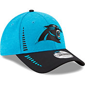 New Era Men's Carolina Panthers Speed Tech 9Forty Adjustable Hat