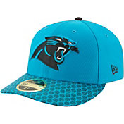 New Era Men's Carolina Panthers Sideline 2017 On-Field 59Fifty Fitted Hat