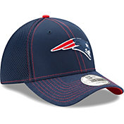 New Era Men's New England Patriots Shadow 39Thirty Stretch Fit Hat
