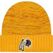 New Era Men's Washington Redskins Color Rush 2017 On-Field Knit Hat