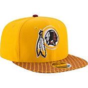 New Era Men's Washington Redskins Sideline 2017 On-Field 9Fifty Snapback Adjustable Hat